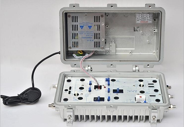 杰和興 4735HHRA型雙向干線放大器