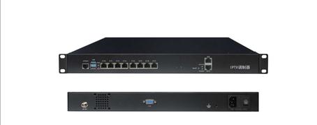 杰和興 JHX-OMP120M IPTV網關調制器 有線電視
